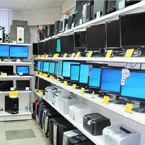 Компьютерные магазины Сходни
