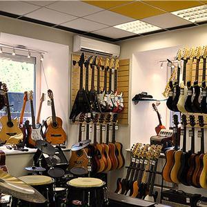 Музыкальные магазины Сходни
