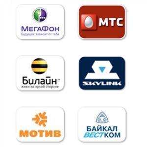 Операторы сотовой связи Сходни