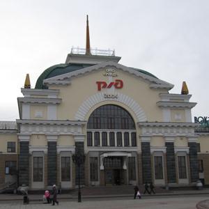 Железнодорожные вокзалы Сходни